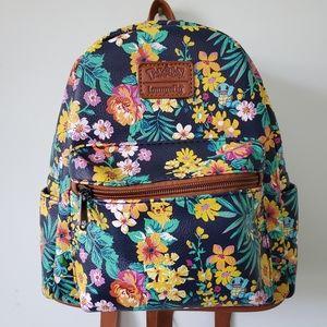 Loungefly Mini Pokemon Tropical Backpack
